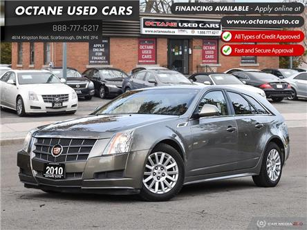 2010 Cadillac CTS 3.0L Base (Stk: ) in Scarborough - Image 1 of 23