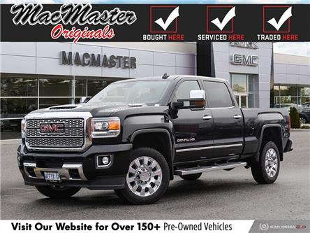 2019 GMC Sierra 2500HD Denali (Stk: 19707A) in Orangeville - Image 1 of 30