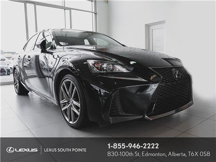 2018 Lexus IS 350 Base (Stk: L900027A) in Edmonton - Image 1 of 18