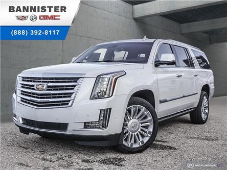 2020 Cadillac Escalade ESV Platinum (Stk: 20-032) in Kelowna - Image 1 of 12
