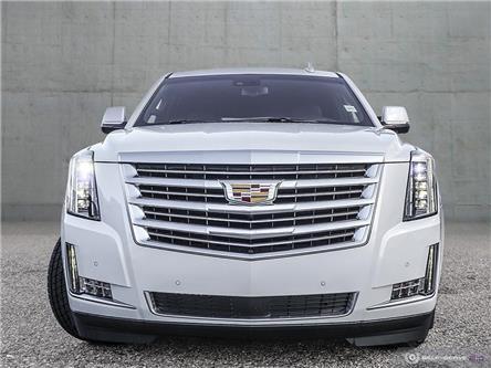 2020 Cadillac Escalade ESV Platinum (Stk: 20-032) in Kelowna - Image 2 of 12