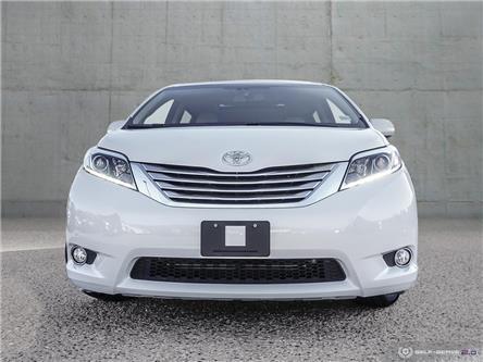 2017 Toyota Sienna XLE 7 Passenger (Stk: 19-1127A) in Kelowna - Image 2 of 27