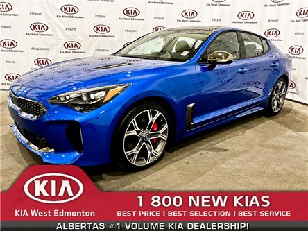 2020 Kia Stinger GT Limited (Stk: 21992) in Edmonton - Image 1 of 49