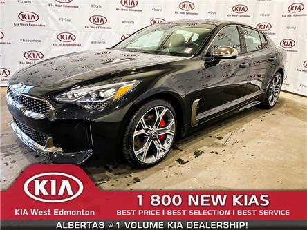 2020 Kia Stinger GT Limited (Stk: 21949) in Edmonton - Image 1 of 49