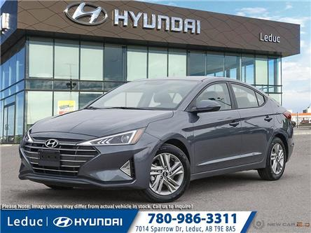 2020 Hyundai Elantra Preferred (Stk: 20EL6754) in Leduc - Image 1 of 23