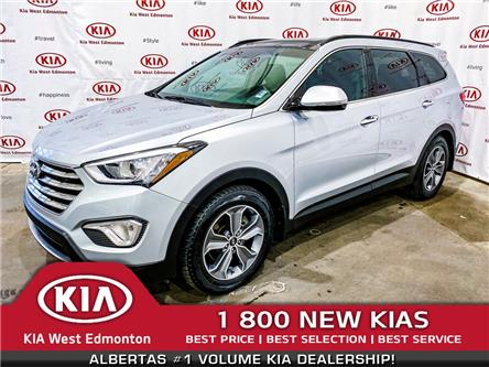 2016 Hyundai Santa Fe XL Luxury (Stk: 21586A) in Edmonton - Image 1 of 41