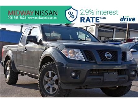 2012 Nissan Frontier PRO-4X (Stk: U1923) in Whitby - Image 1 of 30