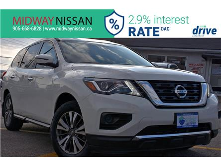 2018 Nissan Pathfinder S (Stk: LC712240A) in Whitby - Image 1 of 32