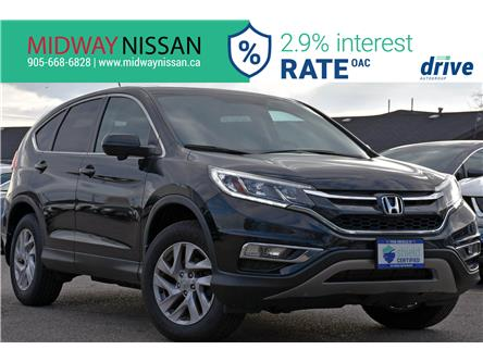 2016 Honda CR-V EX (Stk: U1908) in Whitby - Image 1 of 34