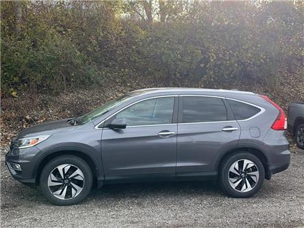 2016 Honda CR-V Touring (Stk: J1150A) in London - Image 1 of 12