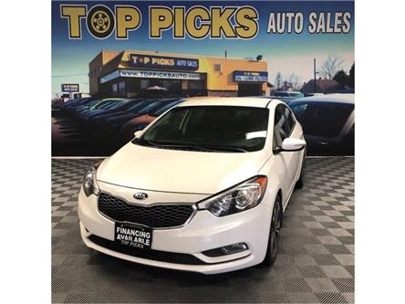2016 Kia Forte EX (Stk: 486308) in NORTH BAY - Image 1 of 28