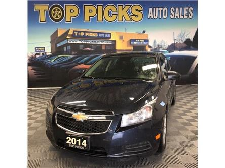 2014 Chevrolet Cruze 1LT (Stk: 110553) in NORTH BAY - Image 1 of 28