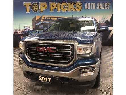 2017 GMC Sierra 1500 SLE (Stk: 119171) in NORTH BAY - Image 1 of 27