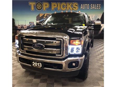 2013 Ford F-350 Lariat (Stk: A94948) in NORTH BAY - Image 1 of 27