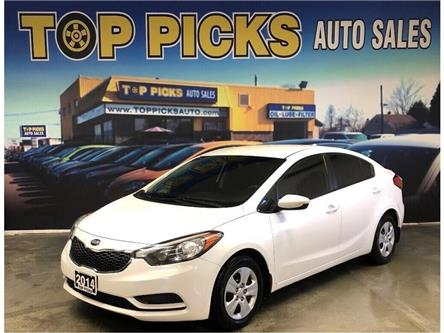 2014 Kia Forte LX (Stk: 081120) in NORTH BAY - Image 1 of 23