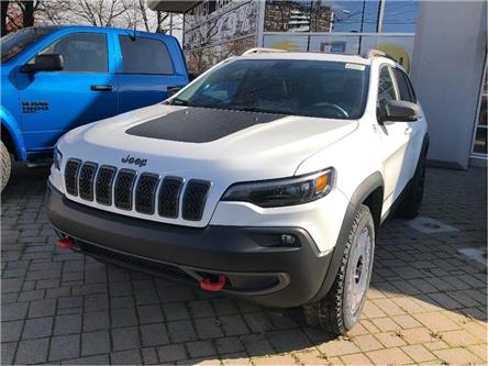 2020 Jeep Cherokee Trailhawk (Stk: 204026) in Toronto - Image 1 of 18