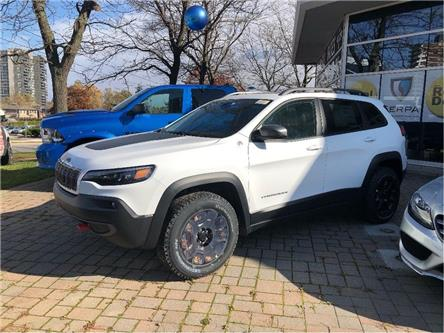 2020 Jeep Cherokee Trailhawk (Stk: 204026) in Toronto - Image 2 of 18