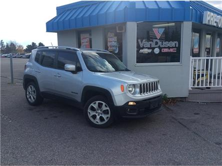 2015 Jeep Renegade 4WD 4dr Limited (Stk: B7567) in Ajax - Image 1 of 25