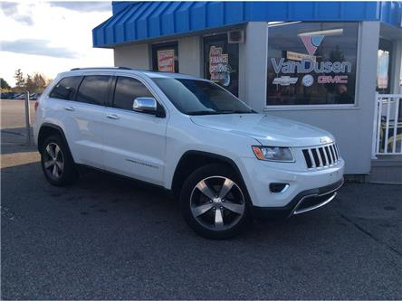 2014 Jeep Grand Cherokee 4WD 4dr Limited (Stk: B7559A) in Ajax - Image 1 of 24