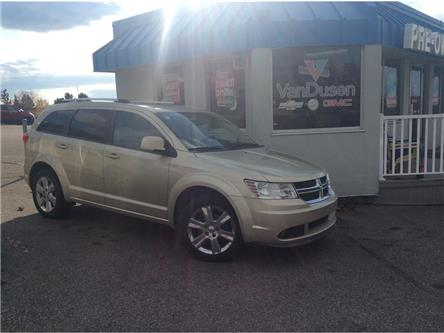 2011 Dodge Journey FWD 4dr SXT (Stk: 194860A) in Ajax - Image 1 of 24