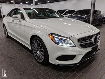 2016 Mercedes-Benz CLS-Class Base (Stk: 5115) in Oakville - Image 1 of 23