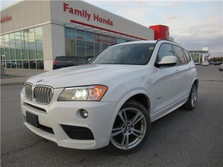 2013 BMW X3 xDrive35i | NAVIGATION | SUNROOF | HEATED SEATS | (Stk: 977220T) in Brampton - Image 1 of 16