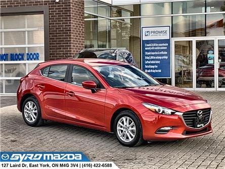 2018 Mazda Mazda3 Sport GS (Stk: 29201A) in East York - Image 1 of 28