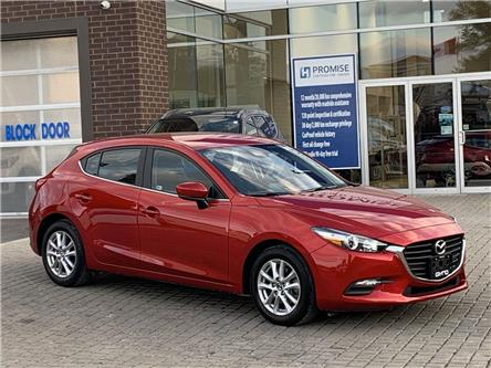 2018 Mazda Mazda3 Sport GS (Stk: 29201A) in East York - Image 2 of 28