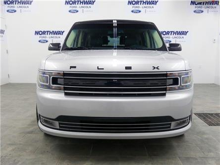 2019 Ford Flex Limited | AWD | NAV | LEATHER | 3 ROWS | PANOROOF (Stk: DR376) in Brantford - Image 2 of 50