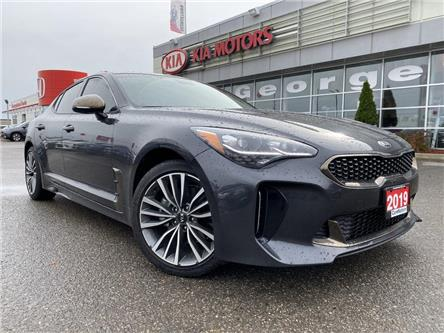 2019 Kia Stinger GT-Line 1 OWNER| AWD| LEATHER| 3,586KMS| LIKE NEW (Stk: SG20004A) in Georgetown - Image 2 of 28