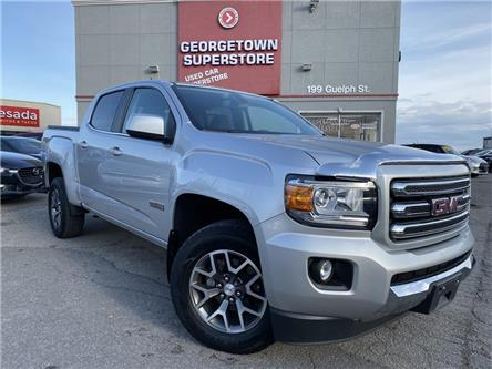 2016 GMC Canyon SLE ALL TERRAIN | CREW | 4X4 | NAVI | LEATHER |CAM (Stk: P12757) in Georgetown - Image 2 of 28