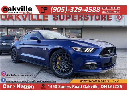 2015 Ford Mustang V8 GT | MANUAL | BACKUP CAMERA | DRIVERS SPEC (Stk: P12761) in Oakville - Image 1 of 18