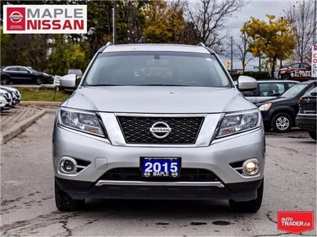2015 Nissan Pathfinder 4WD SL|Navi|Alloys|Heated Seats (Stk: M19P042A) in Maple - Image 2 of 30