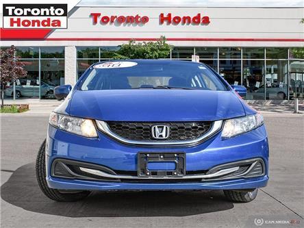 2015 Honda Civic Sedan EX (Stk: 39501) in Toronto - Image 2 of 28