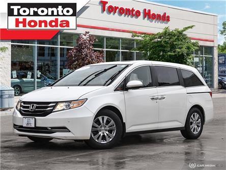 2017 Honda Odyssey EX-L (Stk: 39528) in Toronto - Image 1 of 27