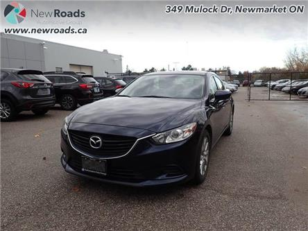 2016 Mazda MAZDA6 GS (Stk: 14308) in Newmarket - Image 1 of 15