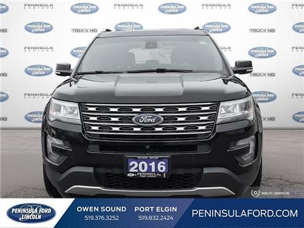 2016 Ford Explorer Limited (Stk: 1888A) in Owen Sound - Image 2 of 27