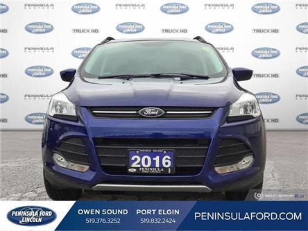 2016 Ford Escape SE (Stk: 19ES111A) in Owen Sound - Image 2 of 25