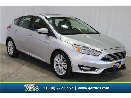 2018 Ford Focus Titanium (Stk: 262626) in Milton - Image 1 of 45