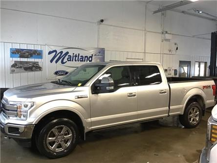 2018 Ford F-150 Lariat (Stk: FB4811) in Sault Ste. Marie - Image 2 of 37
