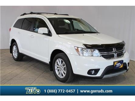2017 Dodge Journey SXT (Stk: 587212) in Milton - Image 1 of 45