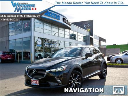 2017 Mazda CX-3 GT (Stk: P4039) in Etobicoke - Image 1 of 29