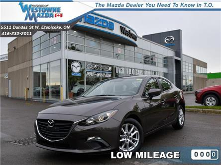 2015 Mazda Mazda3 GS (Stk: P4040) in Etobicoke - Image 1 of 26