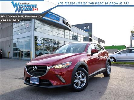 2017 Mazda CX-3 GS (Stk: P4043) in Etobicoke - Image 1 of 27