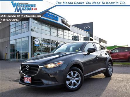 2017 Mazda CX-3 GX (Stk: P4044) in Etobicoke - Image 1 of 25