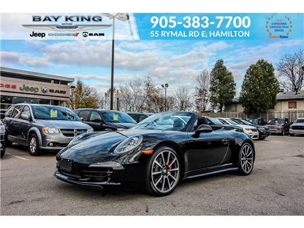 2015 Porsche 911 Carrera 4S (Stk: 6974T) in Hamilton - Image 1 of 22