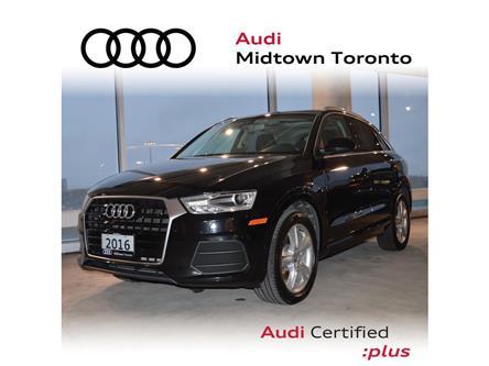 2016 Audi Q3 2.0T Progressiv (Stk: P7547) in Toronto - Image 1 of 22