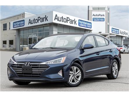 2019 Hyundai Elantra Preferred (Stk: ) in Mississauga - Image 1 of 19