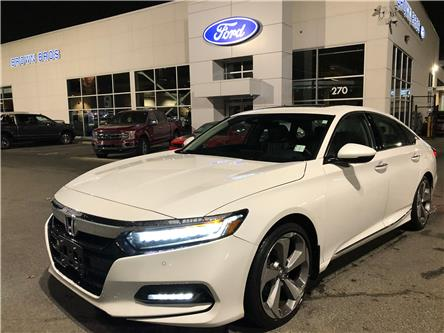 2018 Honda Accord Touring (Stk: 1961217A) in Vancouver - Image 1 of 22
