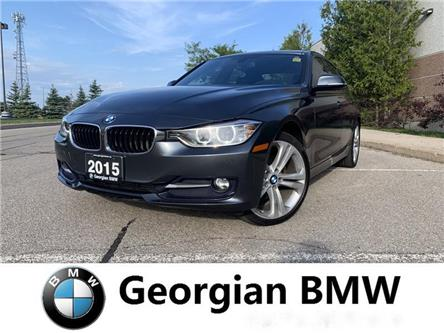 2015 BMW 328d xDrive (Stk: P1451) in Barrie - Image 1 of 21